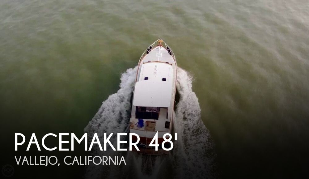 Used Boats For Sale in Santa Rosa, California by owner | 1965 Pacemaker 45