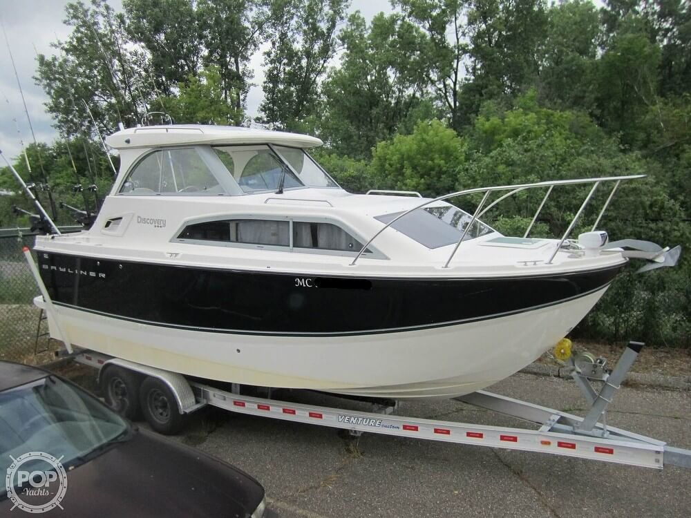 2012 Bayliner Discovery 266