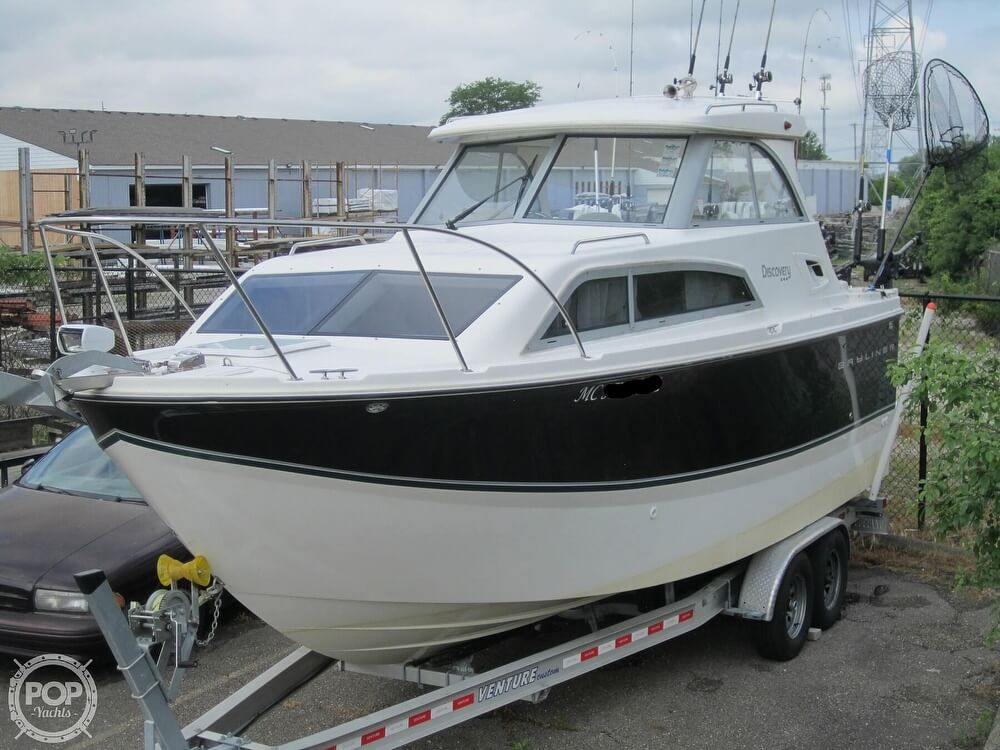 2012 Bayliner boat for sale, model of the boat is 266 Discovery & Image # 2 of 40