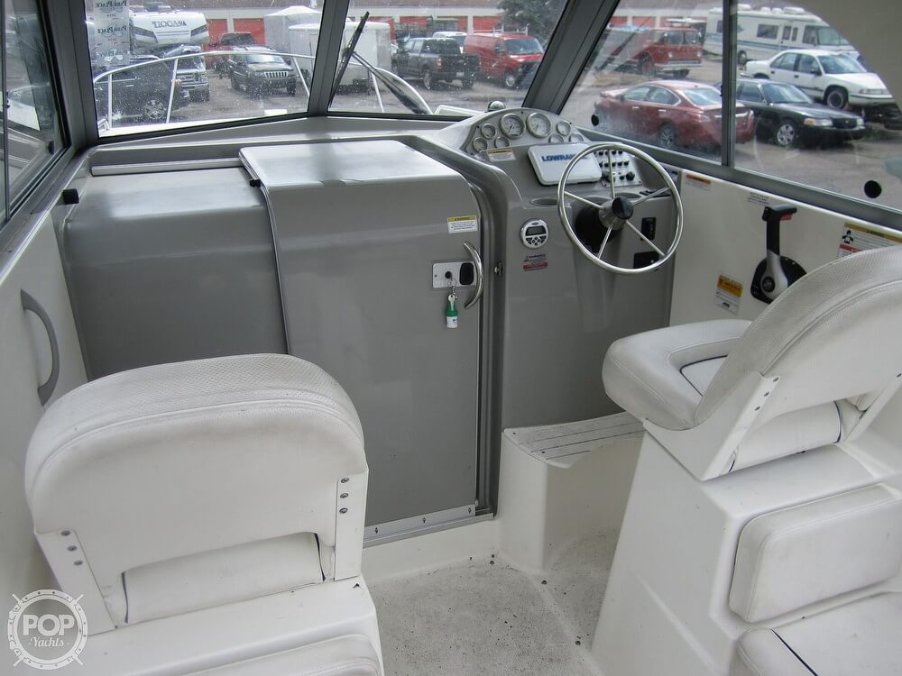 2012 Bayliner boat for sale, model of the boat is 266 Discovery & Image # 4 of 40