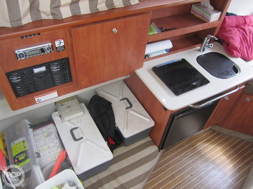 2012 Bayliner boat for sale, model of the boat is 266 Discovery & Image # 10 of 40