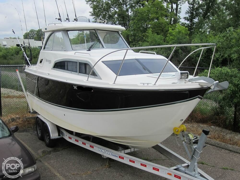 2012 Bayliner boat for sale, model of the boat is 266 Discovery & Image # 13 of 40