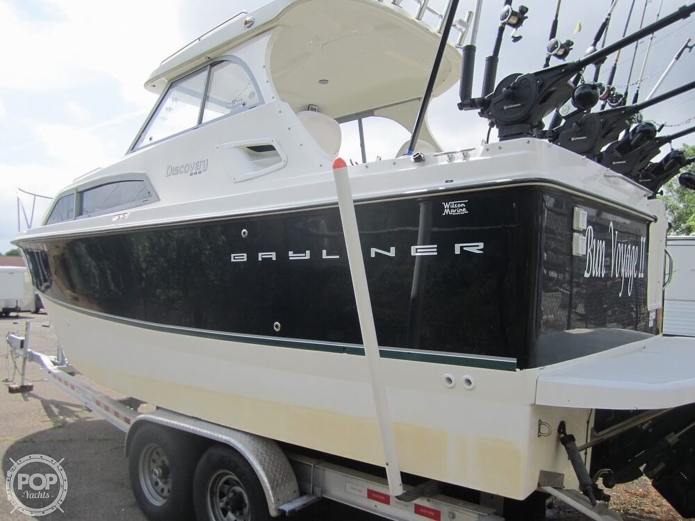 2012 Bayliner boat for sale, model of the boat is 266 Discovery & Image # 17 of 40