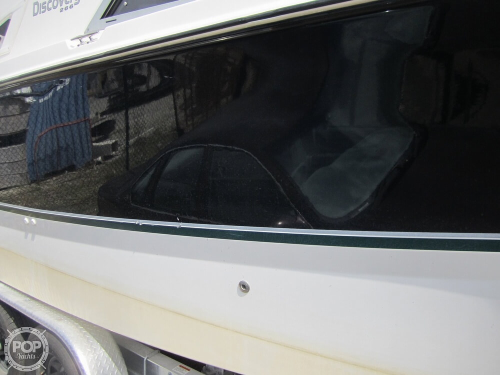 2012 Bayliner boat for sale, model of the boat is 266 Discovery & Image # 23 of 40