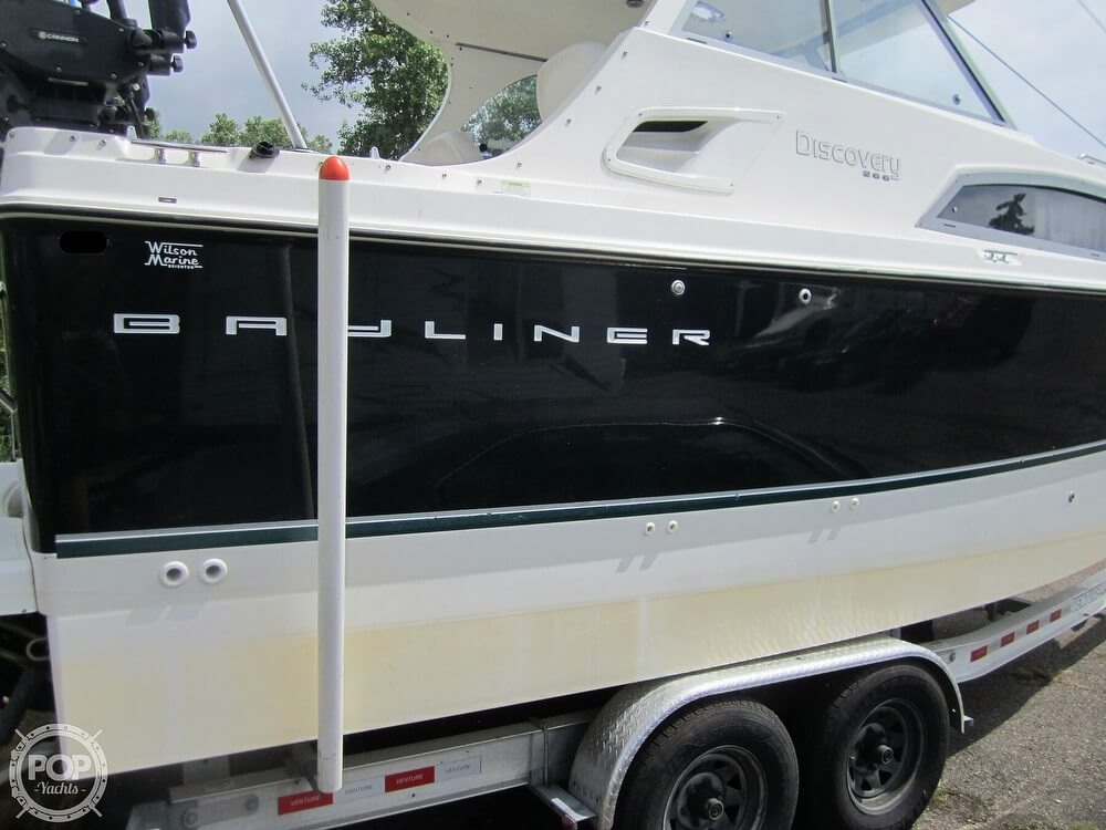 2012 Bayliner boat for sale, model of the boat is 266 Discovery & Image # 24 of 40