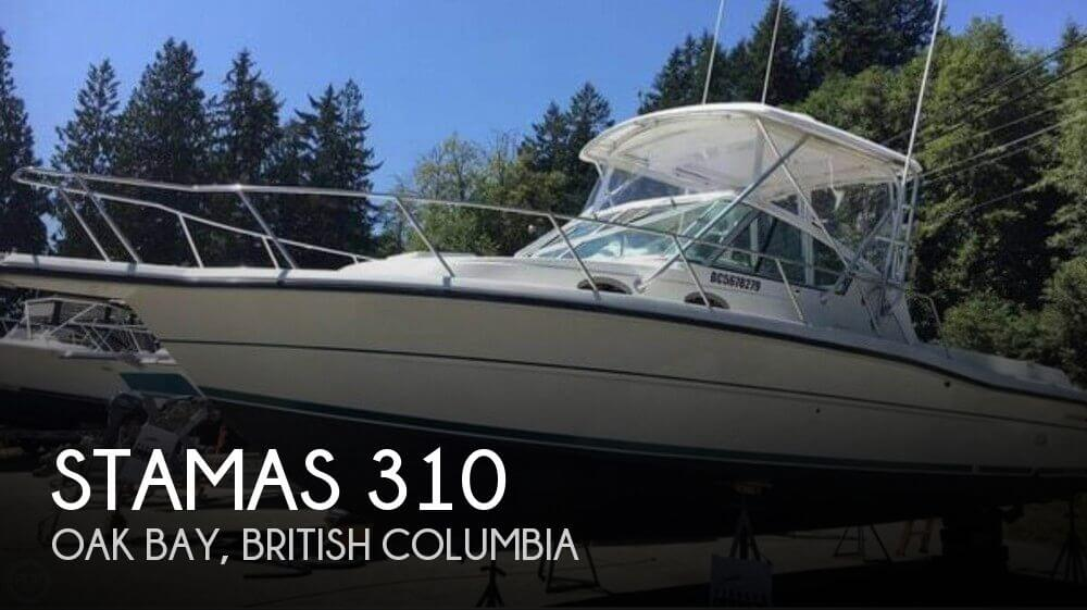 Used Stamas Boats For Sale by owner | 1996 Stamas 31
