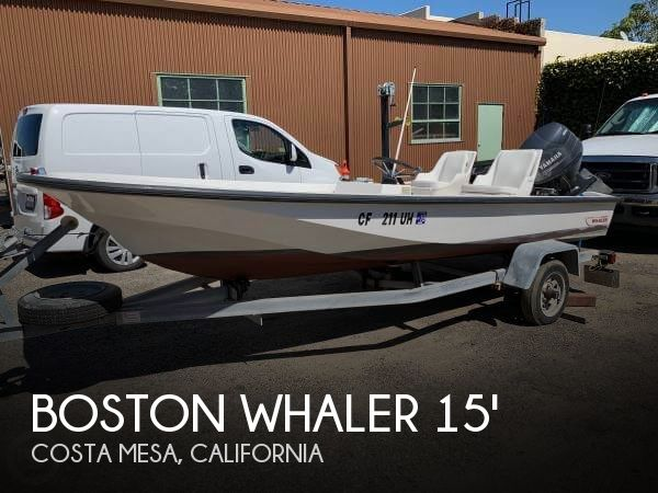 Used Boston Whaler 15 Boats For Sale by owner | 2004 Boston Whaler 15