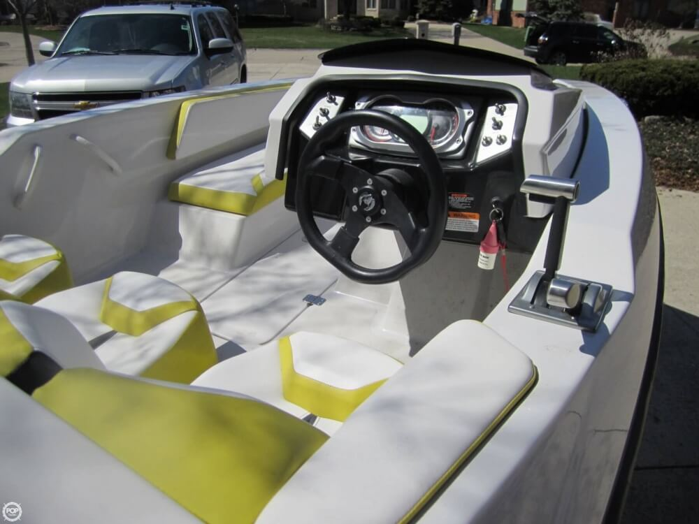 2016 Scarab boat for sale, model of the boat is 165 & Image # 6 of 40