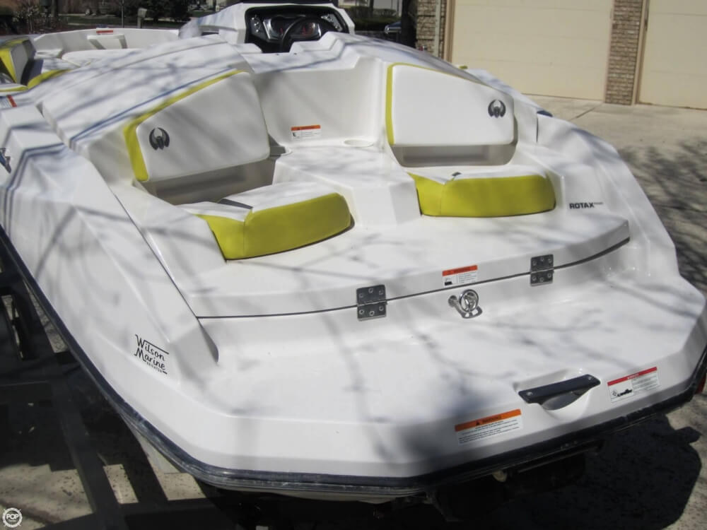 2016 Scarab boat for sale, model of the boat is 165 & Image # 8 of 40