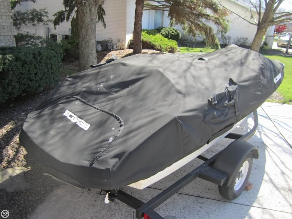 2016 Scarab boat for sale, model of the boat is 165 & Image # 12 of 40