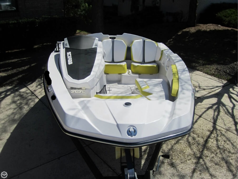 2016 Scarab boat for sale, model of the boat is 165 & Image # 15 of 40