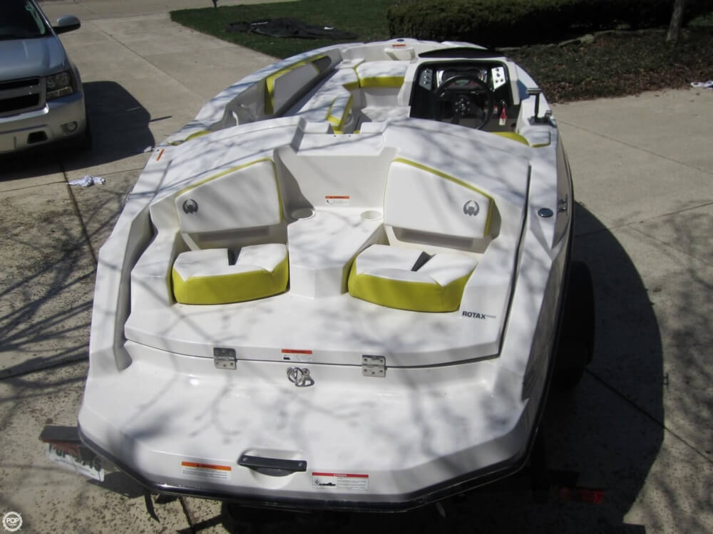2016 Scarab boat for sale, model of the boat is 165 & Image # 17 of 40