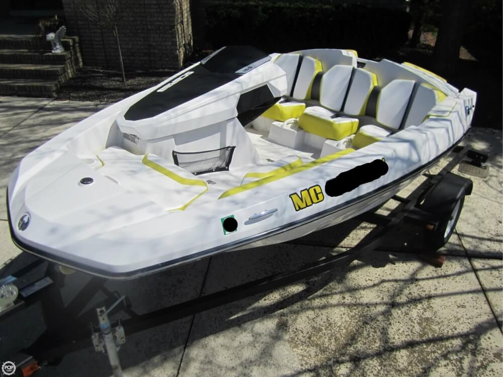 2016 Scarab boat for sale, model of the boat is 165 & Image # 22 of 40