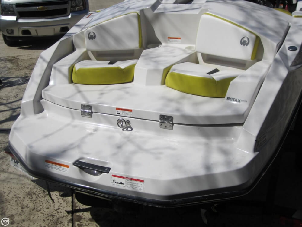 2016 Scarab boat for sale, model of the boat is 165 & Image # 28 of 40