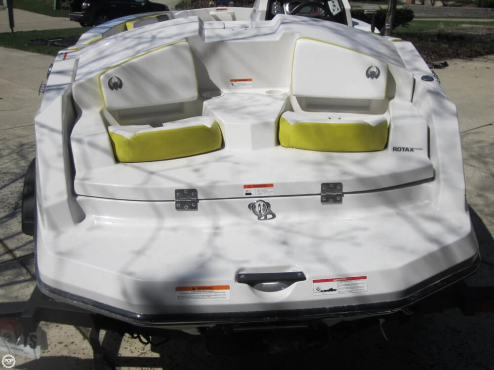 2016 Scarab boat for sale, model of the boat is 165 & Image # 29 of 40