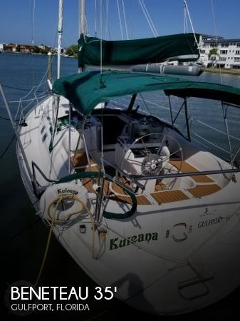Used Beneteau Sailboats For Sale in Florida by owner | 1998 Beneteau 35
