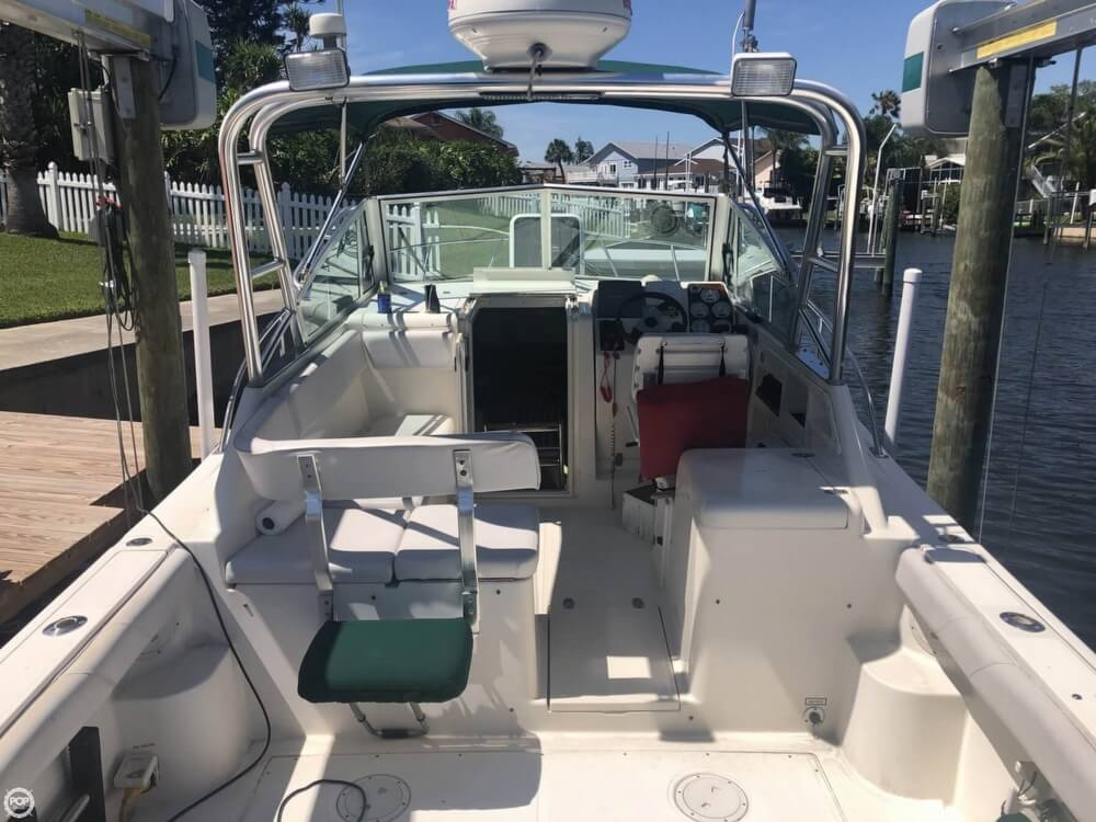 2000 Pursuit boat for sale, model of the boat is 2860 Denali & Image # 2 of 40