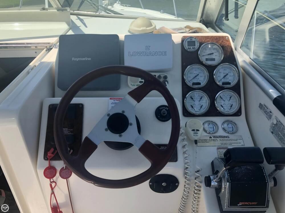 2000 Pursuit boat for sale, model of the boat is 2860 Denali & Image # 4 of 40