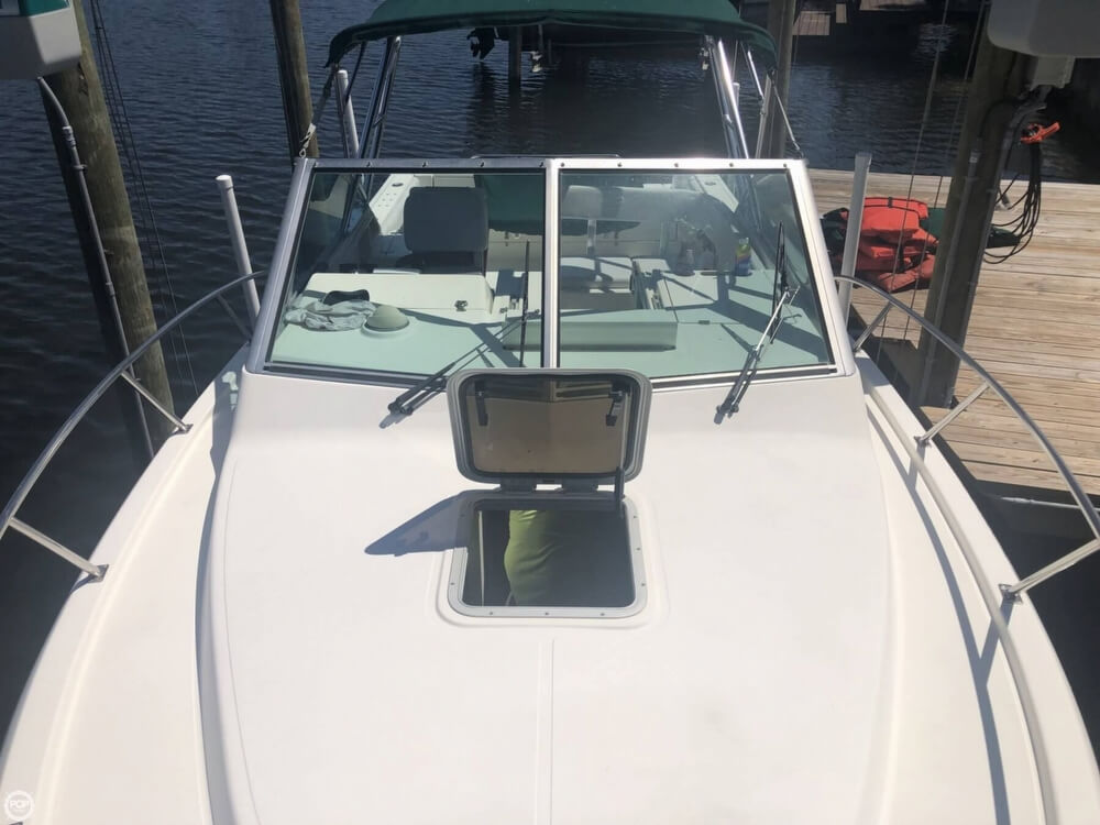 2000 Pursuit boat for sale, model of the boat is 2860 Denali & Image # 3 of 40