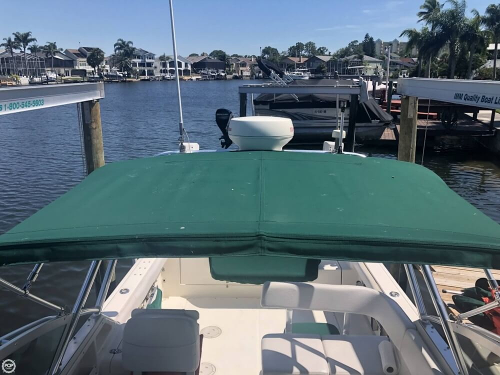 2000 Pursuit boat for sale, model of the boat is 2860 Denali & Image # 29 of 40
