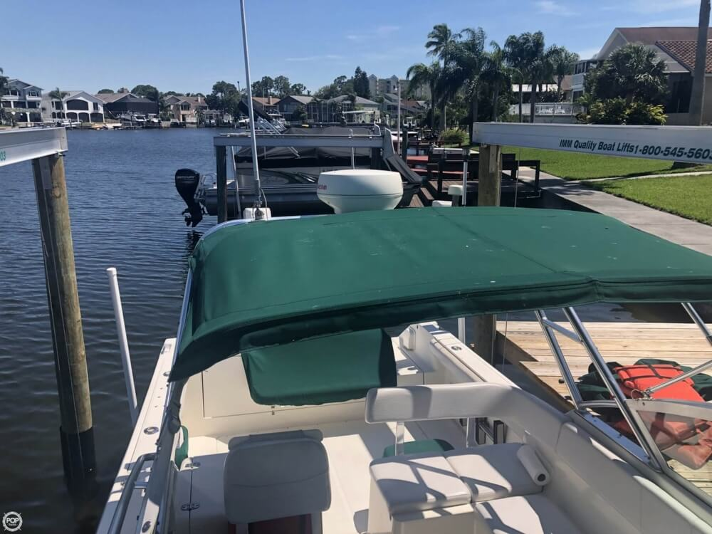2000 Pursuit boat for sale, model of the boat is 2860 Denali & Image # 30 of 40