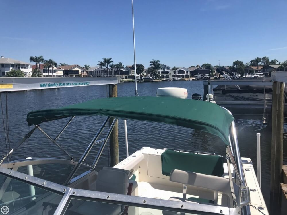 2000 Pursuit boat for sale, model of the boat is 2860 Denali & Image # 31 of 40