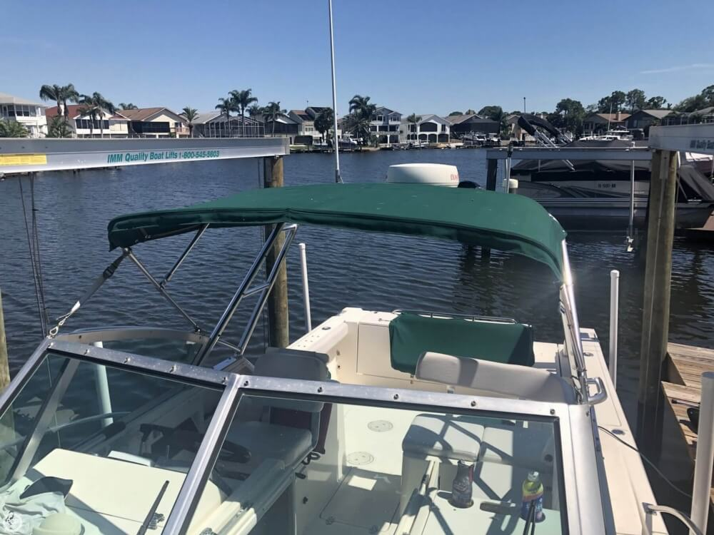 2000 Pursuit boat for sale, model of the boat is 2860 Denali & Image # 36 of 40