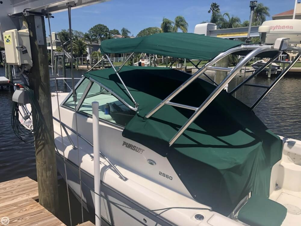 2000 Pursuit boat for sale, model of the boat is 2860 Denali & Image # 6 of 40