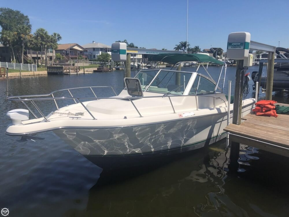 2000 Pursuit boat for sale, model of the boat is 2860 Denali & Image # 5 of 40