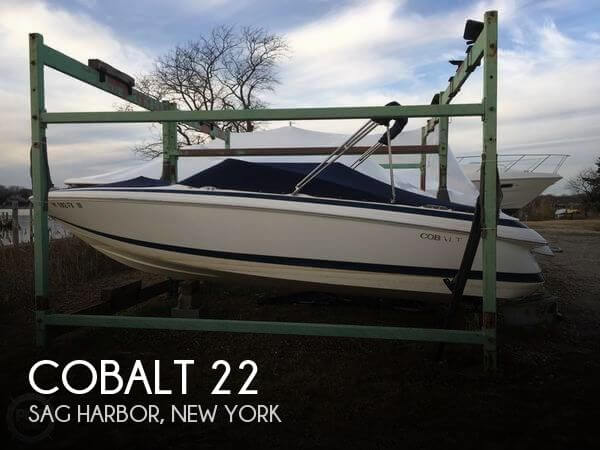 Used Boats For Sale in Providence, Rhode Island by owner | 2002 Cobalt 22