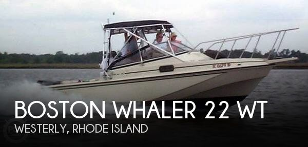 Used Boston Whaler 23 Boats For Sale by owner | 1988 Boston Whaler 23