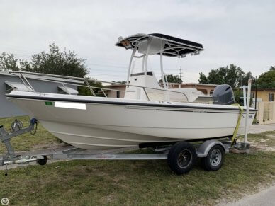 Boston Whaler 190 Nantucket, 18', for sale - $30,000