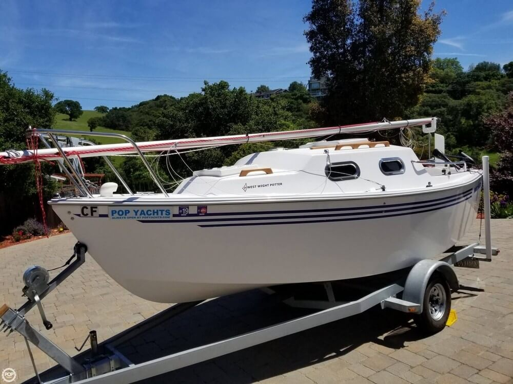 2014 West Wight Potter 19 For Sale