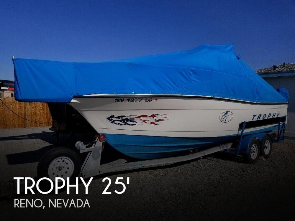 Used Trophy Boats For Sale by owner | 1998 Trophy 25