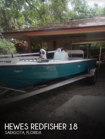 Used HEWES Boats For Sale by owner | 1996 Hewes 18
