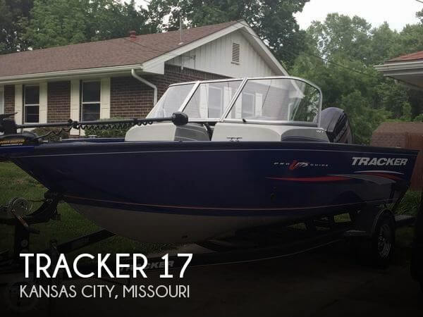 Used Boats For Sale in Kansas City, Missouri by owner | 2017 Tracker 17