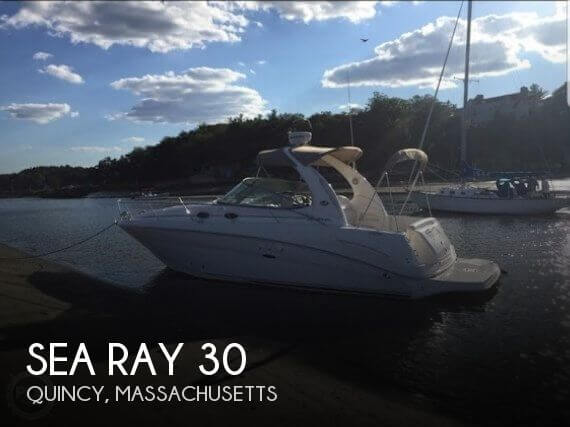 Used Sea Ray 30 Boats For Sale by owner | 2005 Sea Ray 30