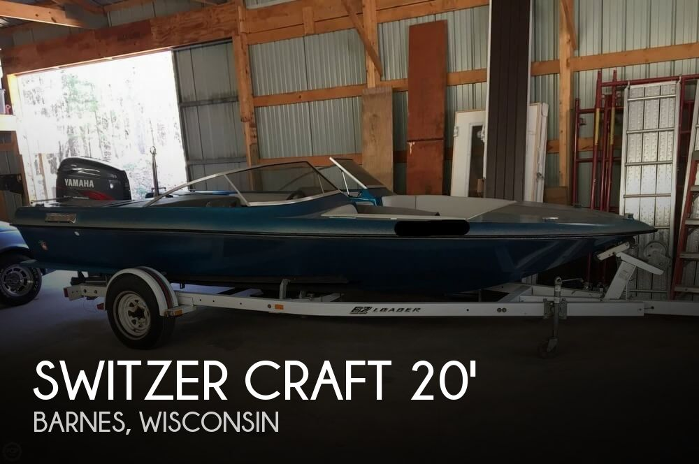 Used Boats For Sale in Duluth, Minnesota by owner | 1987 Switzer Craft 20