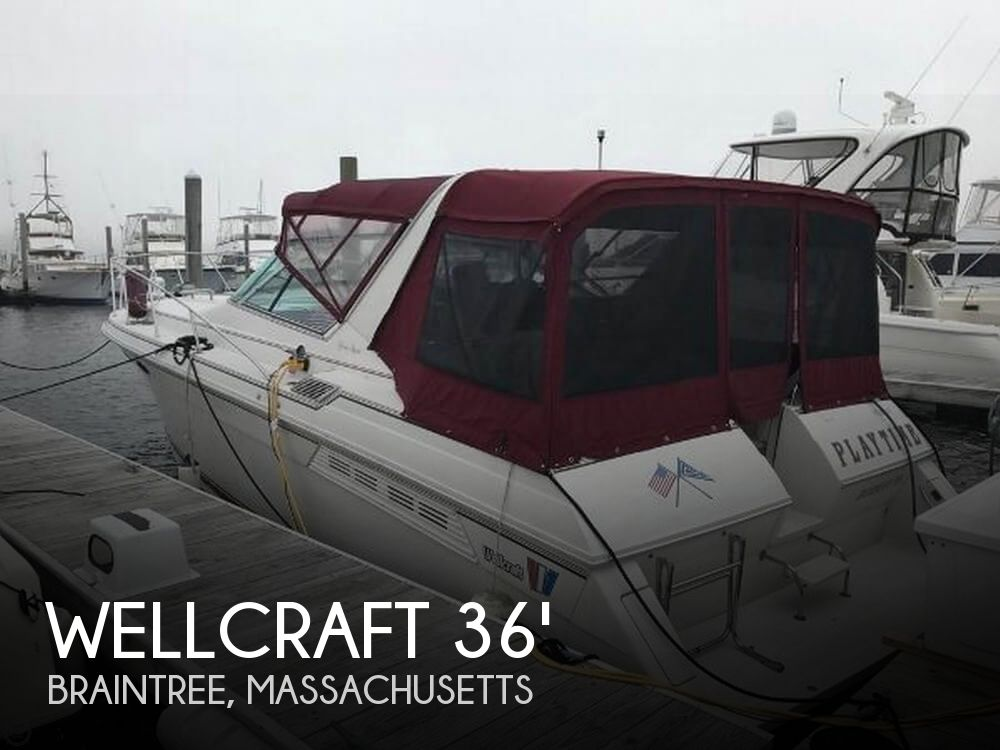 Used Wellcraft 36 Boats For Sale by owner | 1990 Wellcraft 36