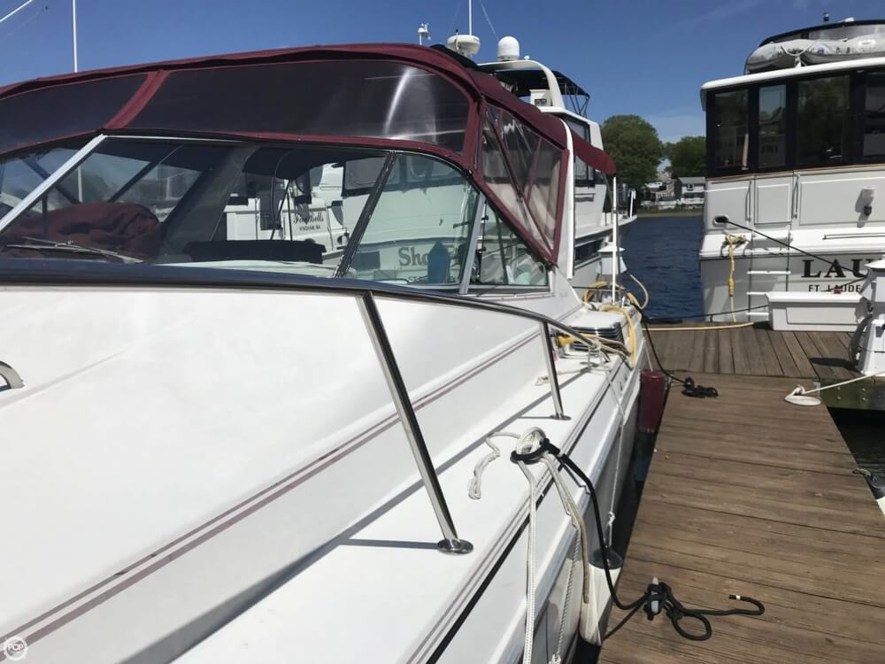 1990 Wellcraft boat for sale, model of the boat is Gran Sport & Image # 19 of 40