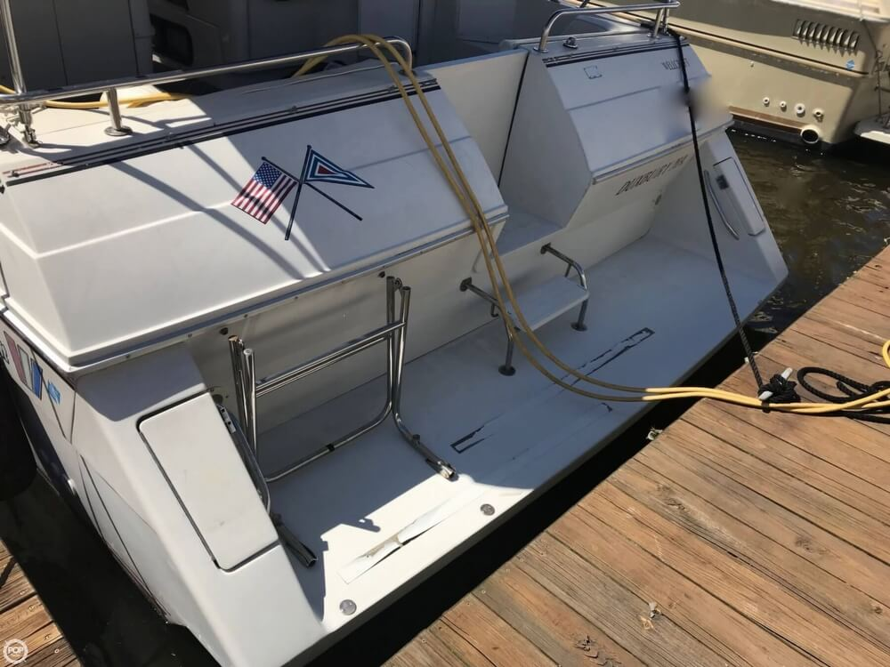 1990 Wellcraft boat for sale, model of the boat is Gran Sport & Image # 21 of 40