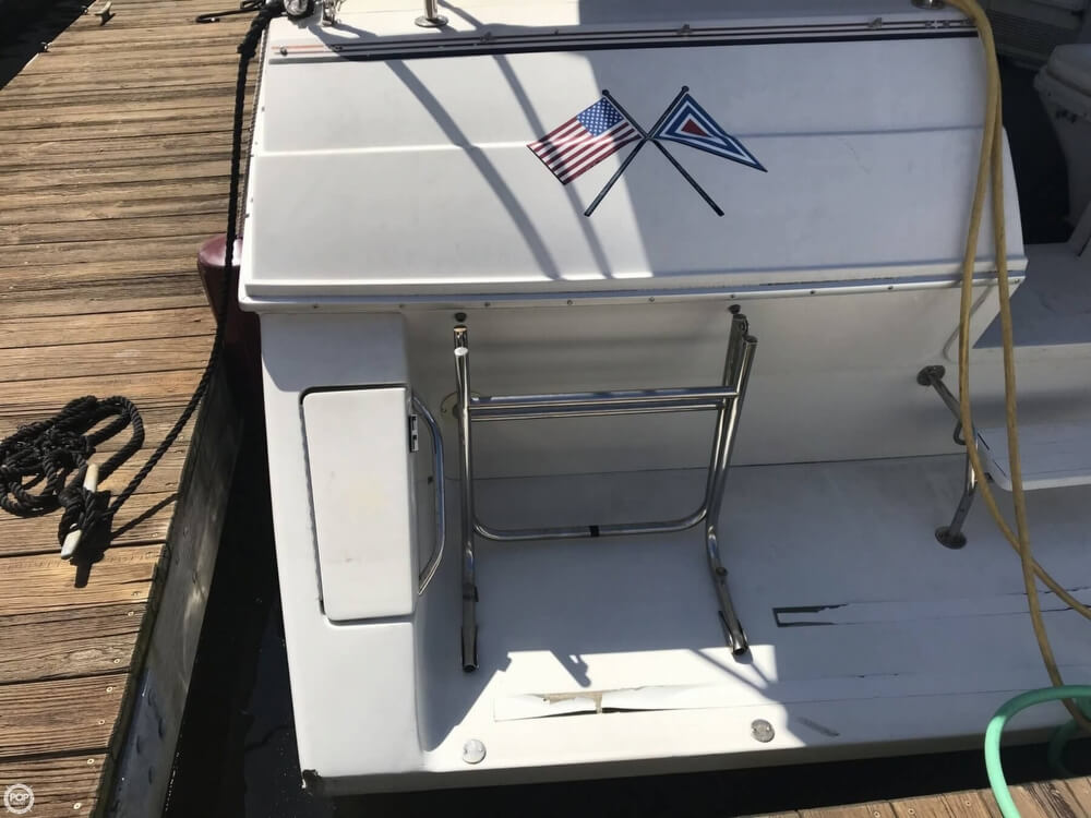 1990 Wellcraft boat for sale, model of the boat is Gran Sport & Image # 22 of 40