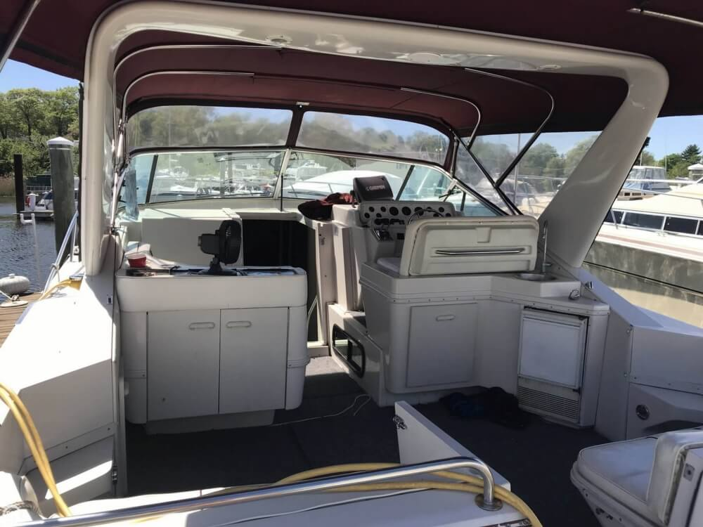 1990 Wellcraft boat for sale, model of the boat is Gran Sport & Image # 23 of 40