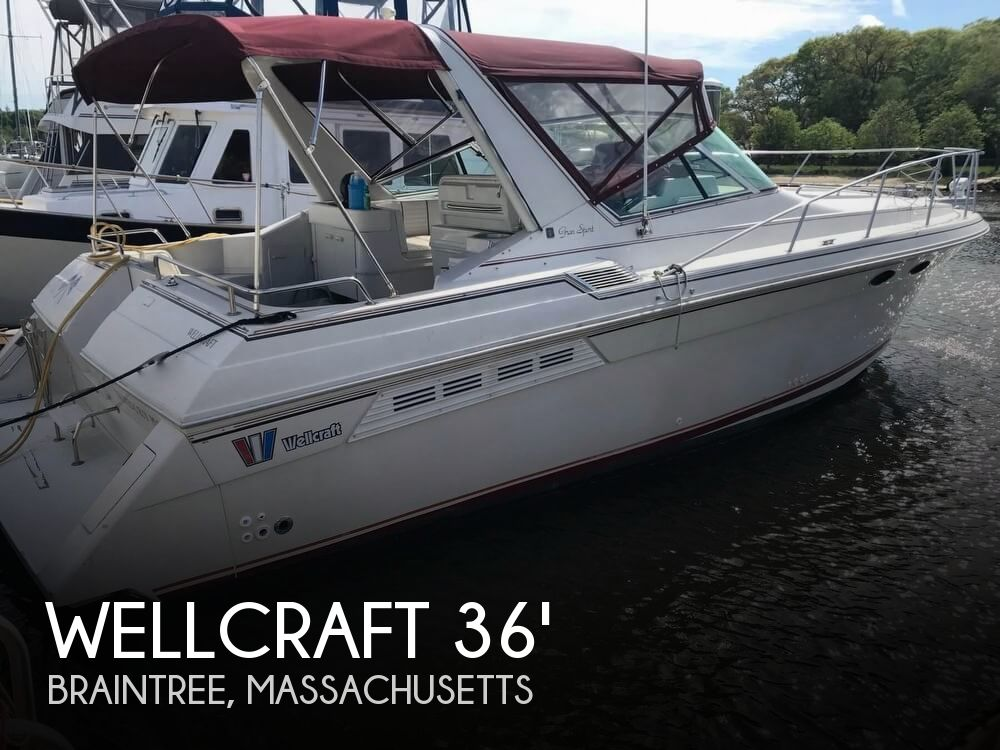 1990 Wellcraft boat for sale, model of the boat is Gran Sport & Image # 1 of 40