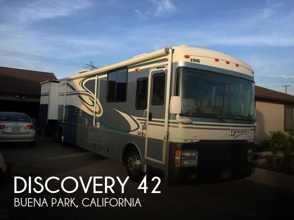 1999 Fleetwood Discovery 42