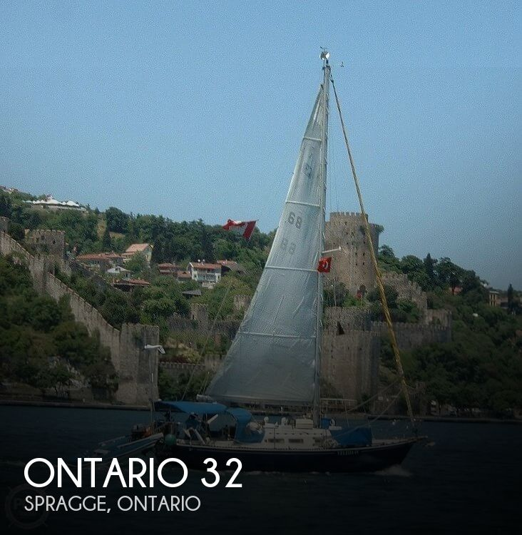 1978 Ontario Yachts boat for sale, model of the boat is 32 & Image # 1 of 13