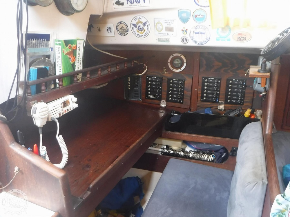 1978 Ontario Yachts boat for sale, model of the boat is 32 & Image # 10 of 18