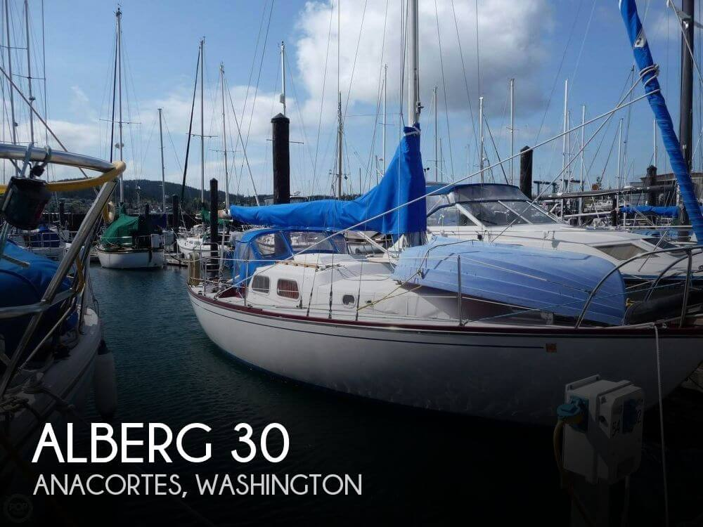 Used Boats For Sale by owner | 1966 Alberg 30