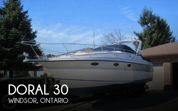 Used Doral Boats For Sale by owner | 1989 Doral 30