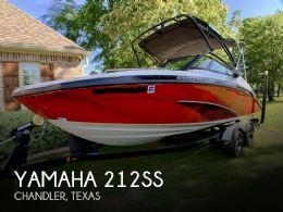2012 Yamaha 212SS